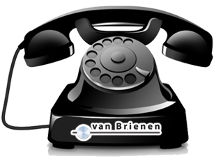 telefoon, van brienen, audio, video