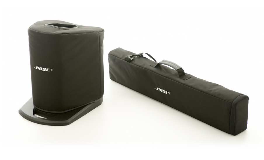 Bose L series van Brienen audio en visueel. in tas