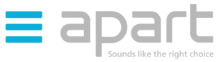 apart-audio-logo-van-brienen