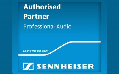 Van Brienen AV en meer is geautoriseerd partner van Sennheiser.